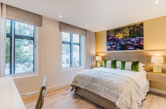 Double Luxury Room - Eerste Rivier