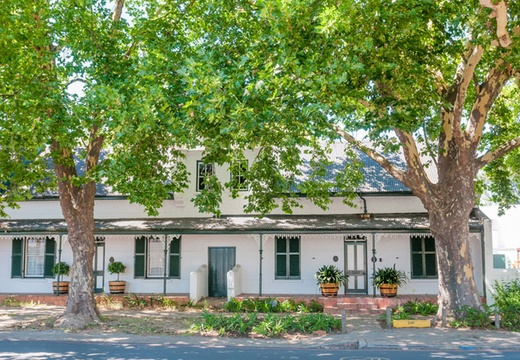 Things to do in Stellenbosch - Historic Tours