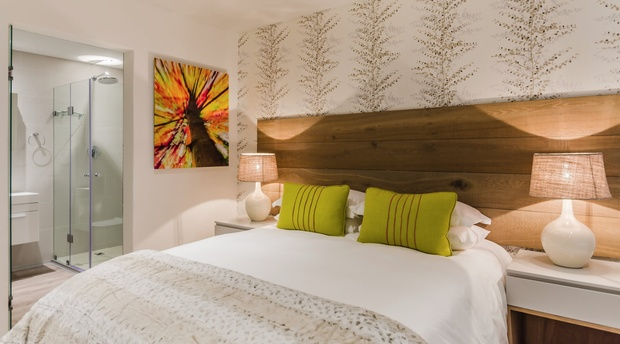 Accommodation package Stellenbosch 107  Dorpstraat Boutique Hotel